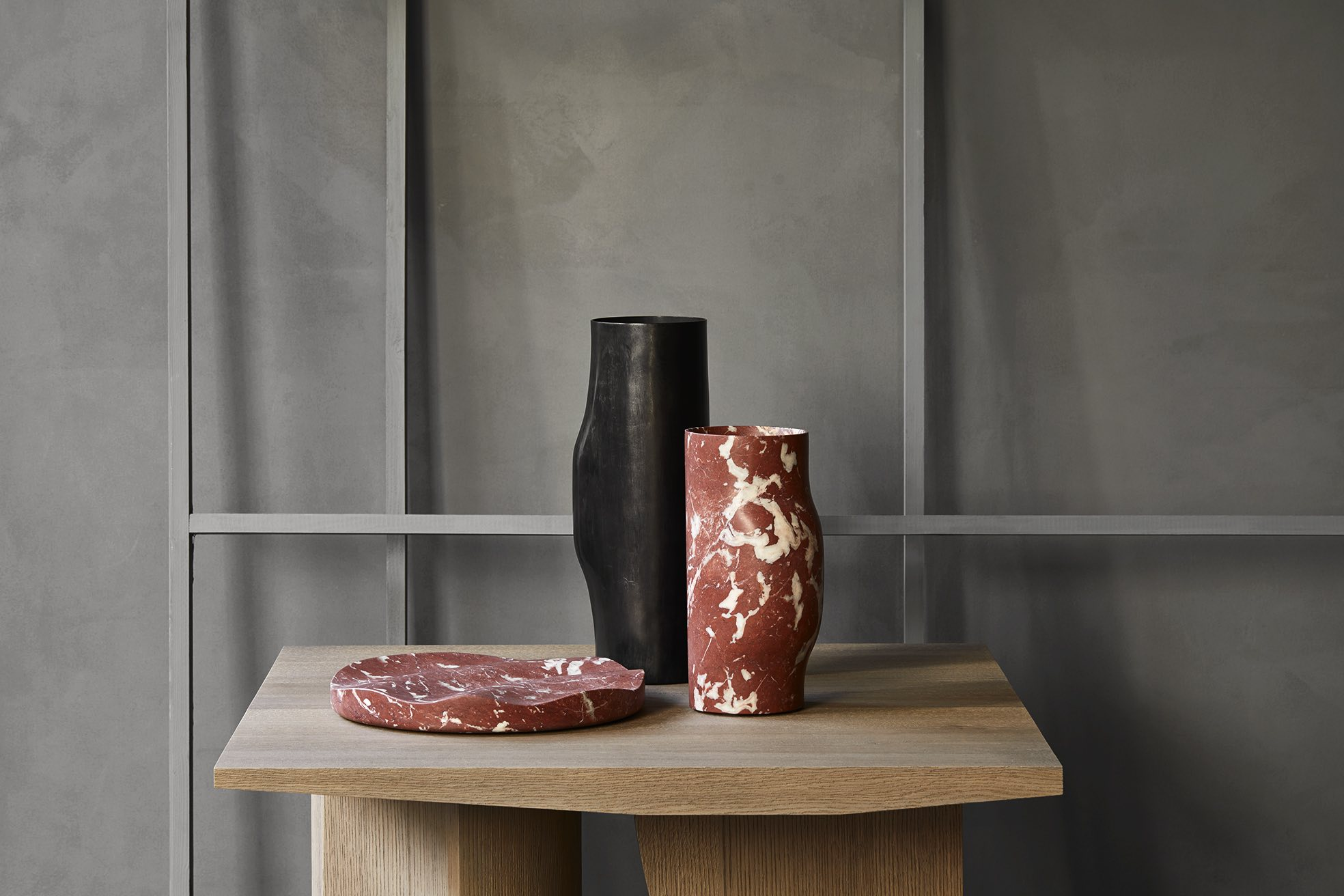 Bos Vases Design Christophe Delcourt Collection