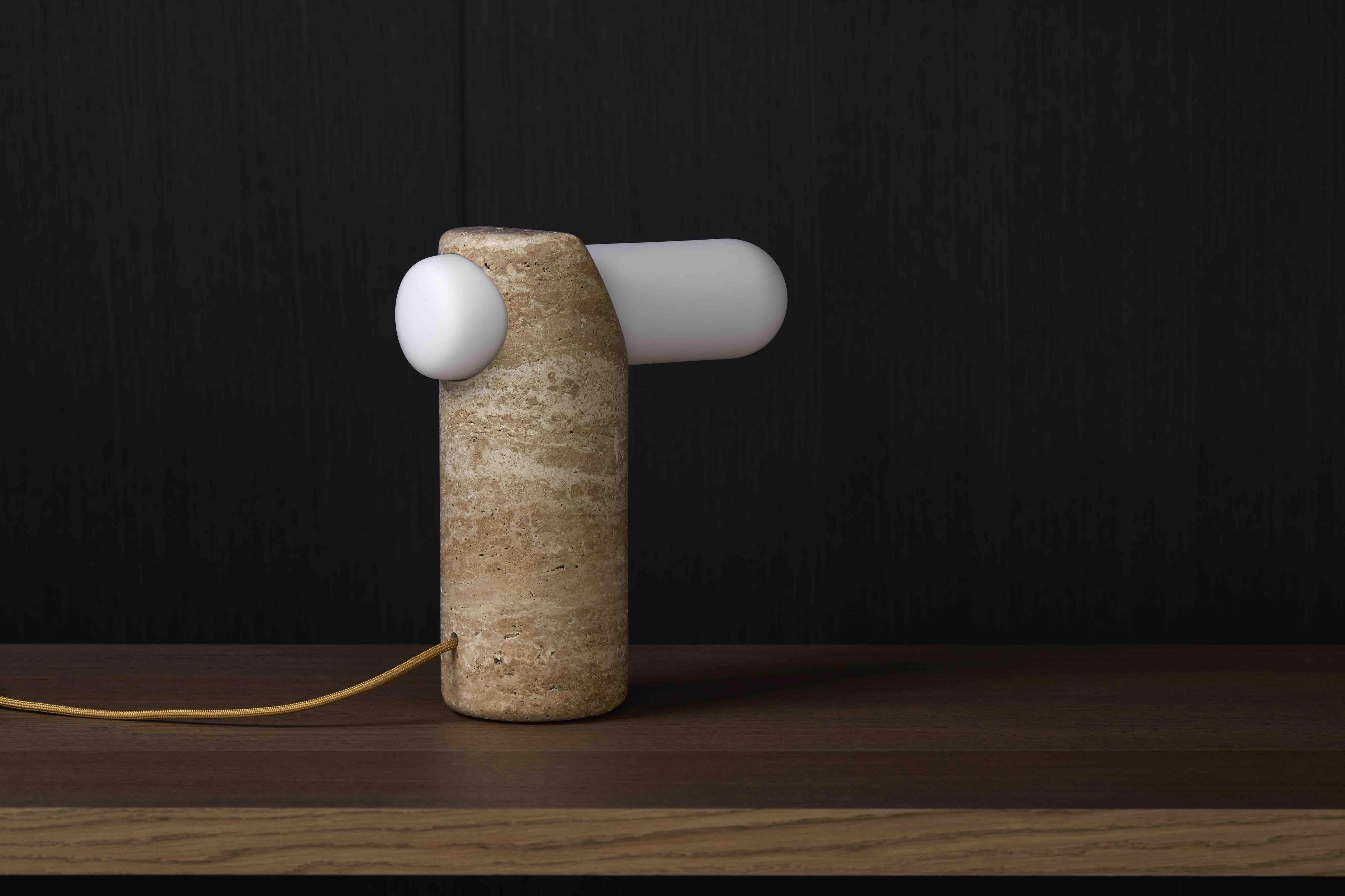 VIA-TABLE-LAMP-TRAVERTINE-DESIGN_DAN_YEFFET_COLLECTION_PARTICULIERE